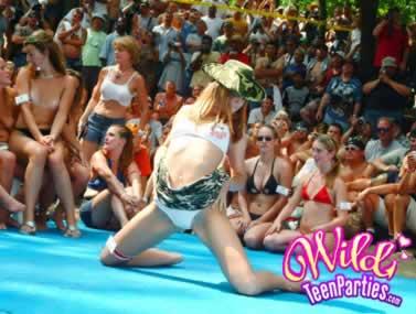 Wild Party HDVDG1053 1